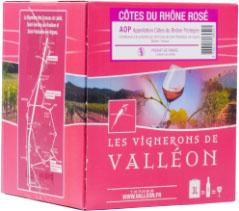 AOP Côtes du Rhône Rosé 3L