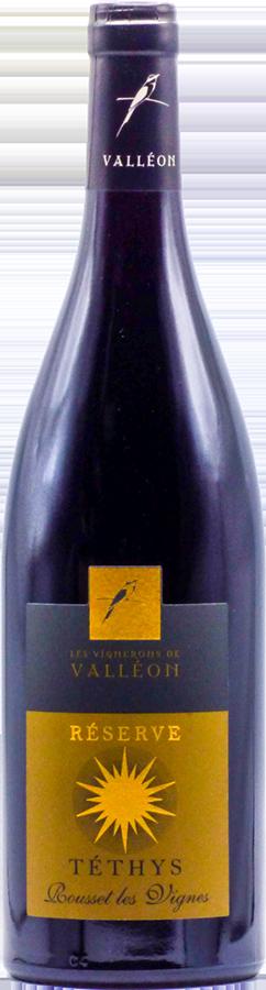 Téthys Rousset les Vignes 2019 Côtes du Rhône Villages