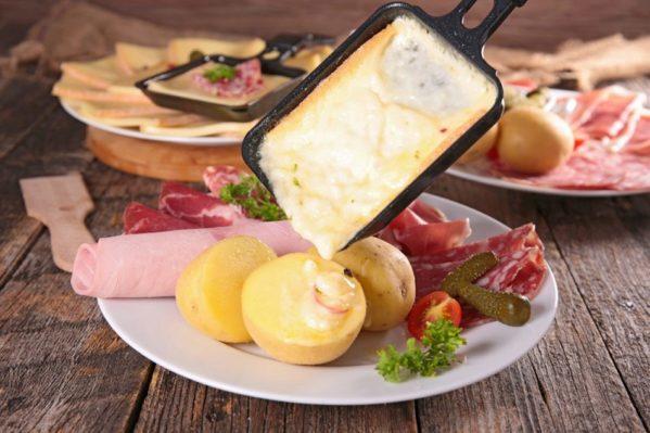 Raclette de l'hiver